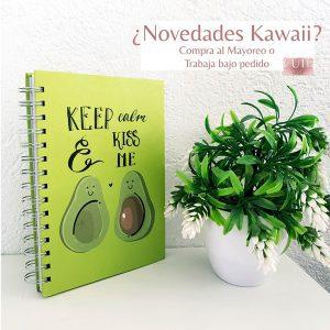 Comprar Papeleria Kawaii, Plumas, Libretas